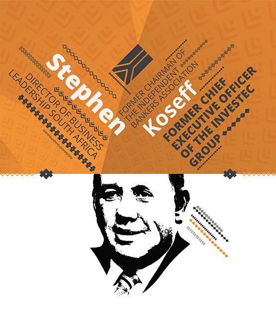 Discovery Leadership Summit 2018 – Guest Speakers - Stephen Koseff